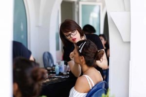 Medit Summer Fashion prove di trucco