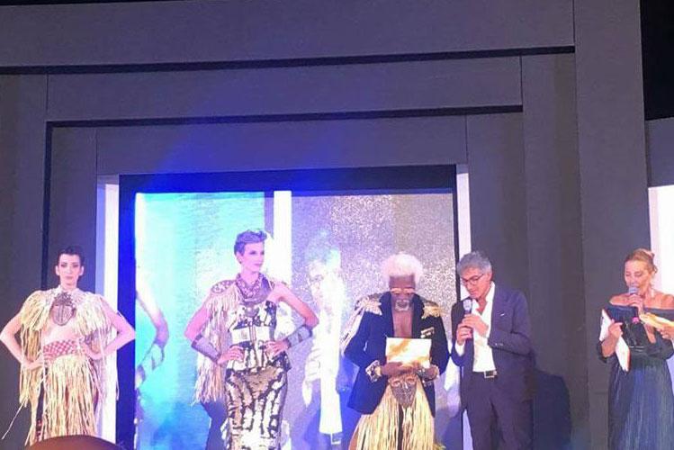 Premio della fondazione Africa Fashion Gate