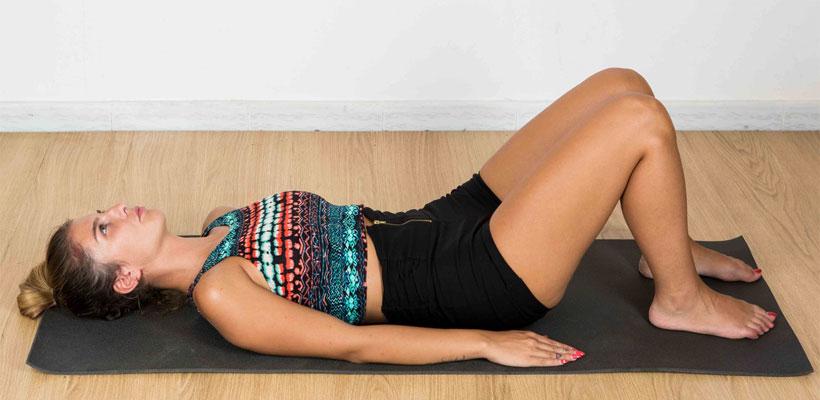 Esercizi mal di schiena tratto lombare