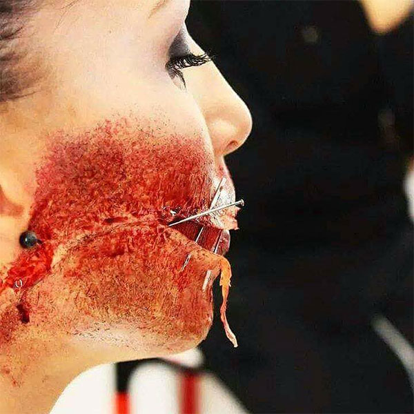 Trucco sangue