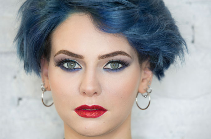 Make up Capodanno Starry Look