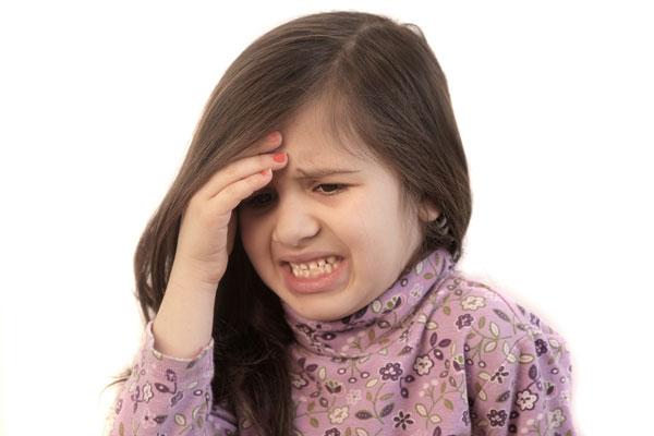 Cause mal di testa nei bambini