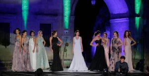 Modelle al Premio della città dei Sassi