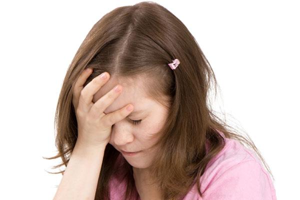 Sintomi dei mal di testa nei bambini