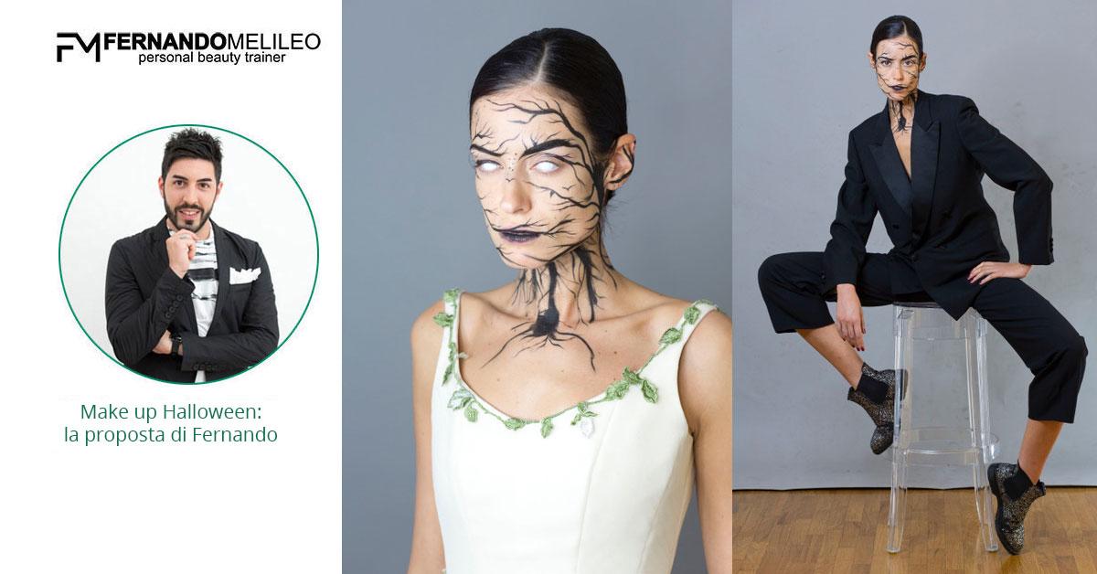 Make up Halloween: la proposta di Fernando Melileo