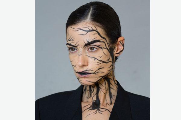 Trucco Halloween di Fernando Melileo