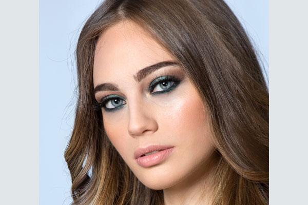 Make up perfetto per occhi verdi