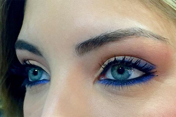 Eccezionale Trucco occhi azzurri: colori sì e colori no! - Personal Beauty Trainer ET16